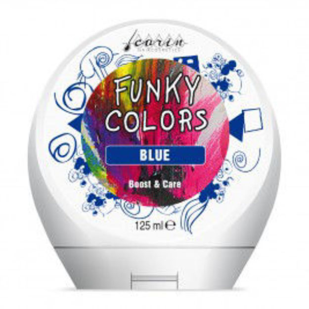 Funky Colors - Blue, 125ml